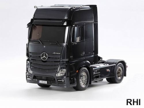 Mercedes-Benz Actros Black Edition  1/14