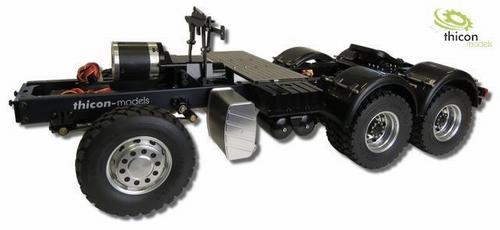 6x6 chassis versie 1  1/14