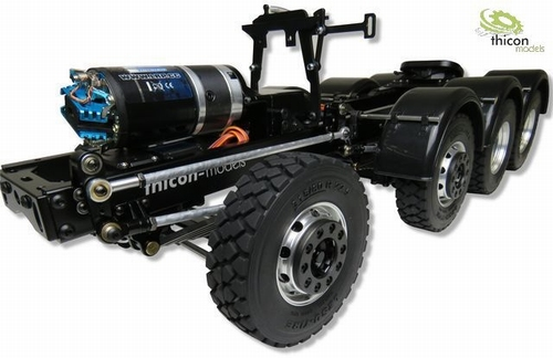 8x4 heavy duty chassis   1/14