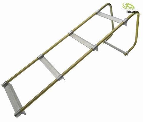 ladder van metalen pre-built voor de zware toren  1/14