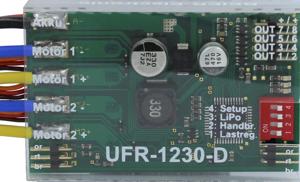 Cruise control UFR-1230-D  1 stuks