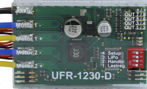Cruise control UFR-1230-D