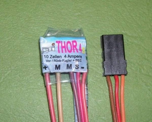 Thor-4s regelaar