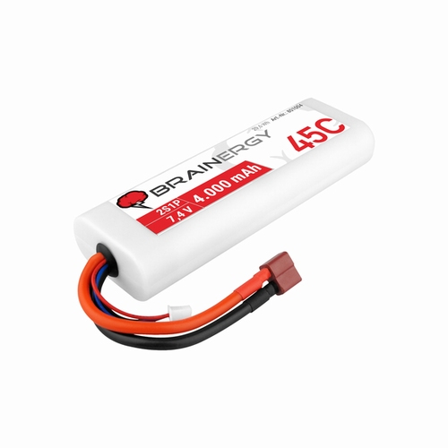 Brainergy Lipo Accu 4000 7,4 volt