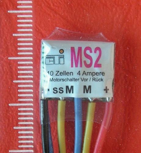 MS-2 motorschakelaar