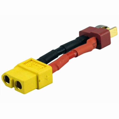 Adapter XT60 naar Deans plug