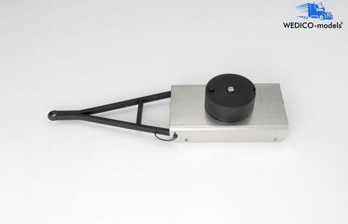 Triangel draaibaar WEDICO-modellen