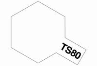 TS 80 Blanke Lak mat  100 ml