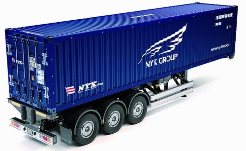 40-foot Container oplegger (NYK)  1/14