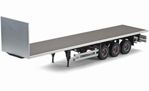 Flatbed trailer  1/14