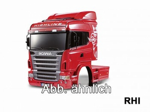 Complete Body Scania R620