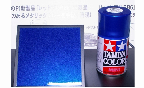 TS-89 Blauw pareleffect   100 ml