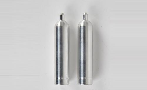 Gasfles (40 liter) 2 stuks  1/14
