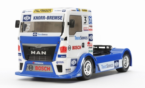 Hahn MAN Race Truck  1/10