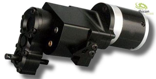 2-speed metaal met vierwielaandrijving 5: 1 voor 540 motor t