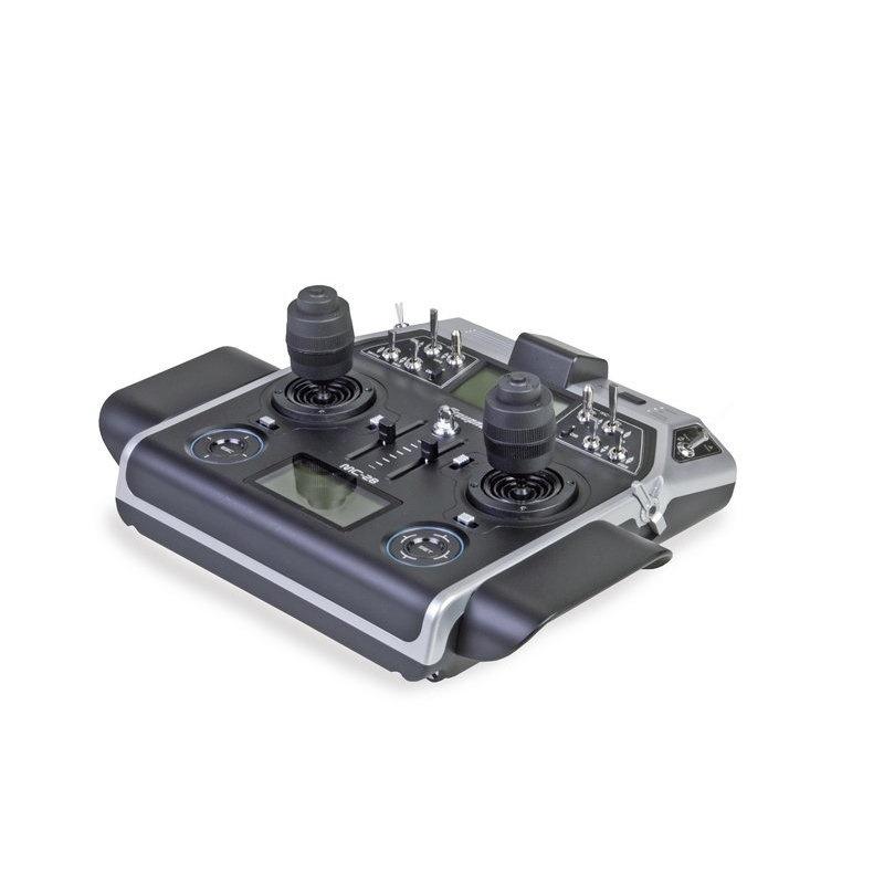 mc-28 4D stick-zender - HoTT 2,4 GHz afstandsbediening