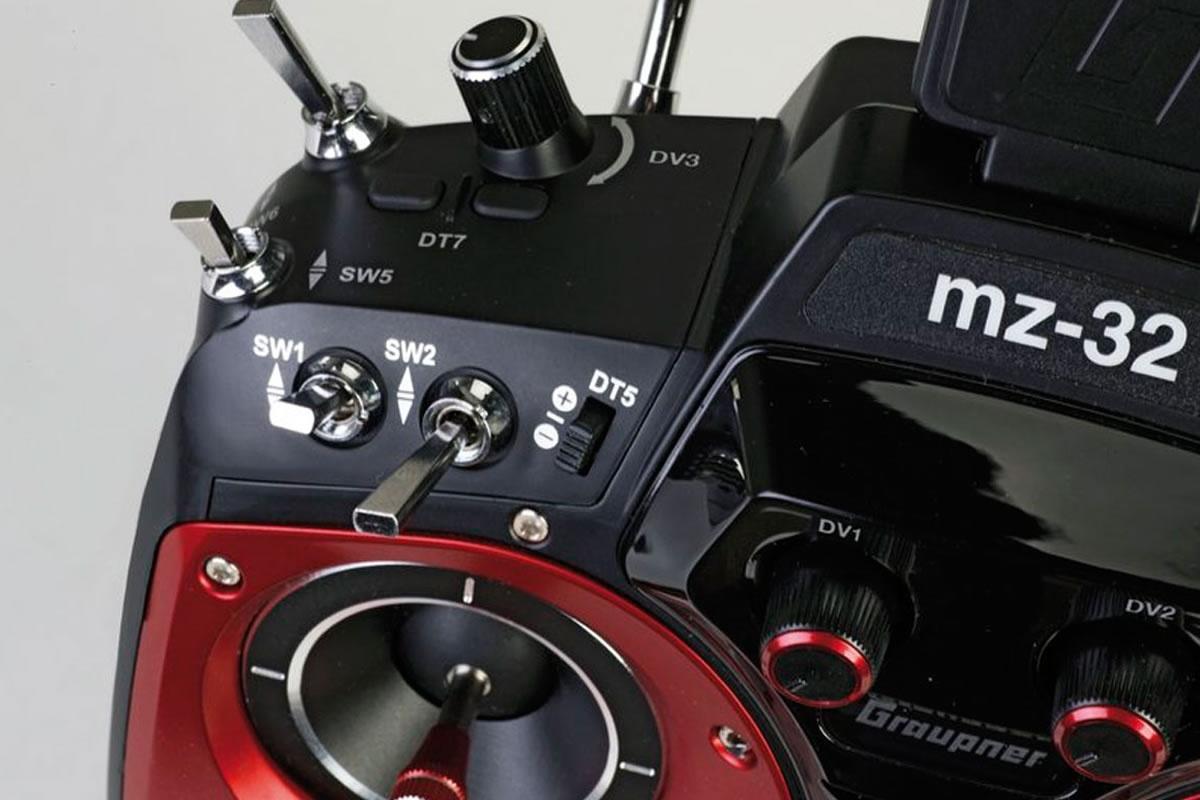 mz-32 Channel - HoTT 2,4GHz-zender