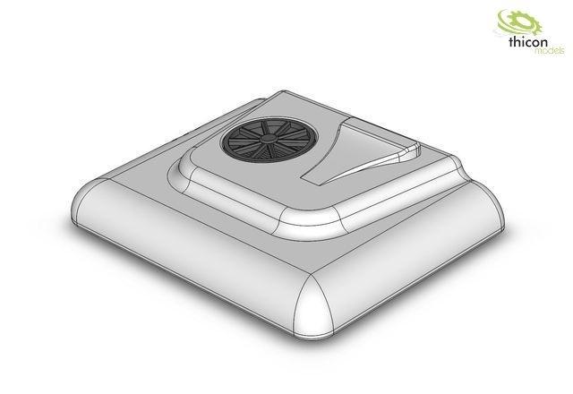 Airconditioning universeel