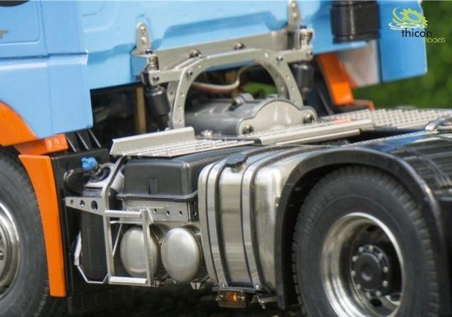 Cabineslot met magneet voor Tamiya-vrachtwagen