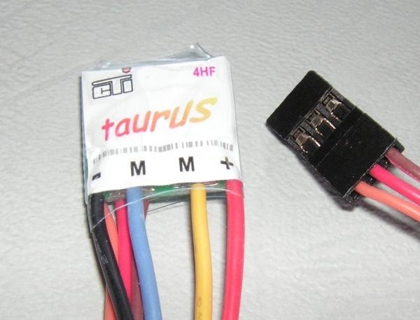De Thor 4 HF Taurus