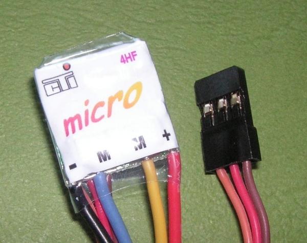 De Thor 4 HF Titan Micro