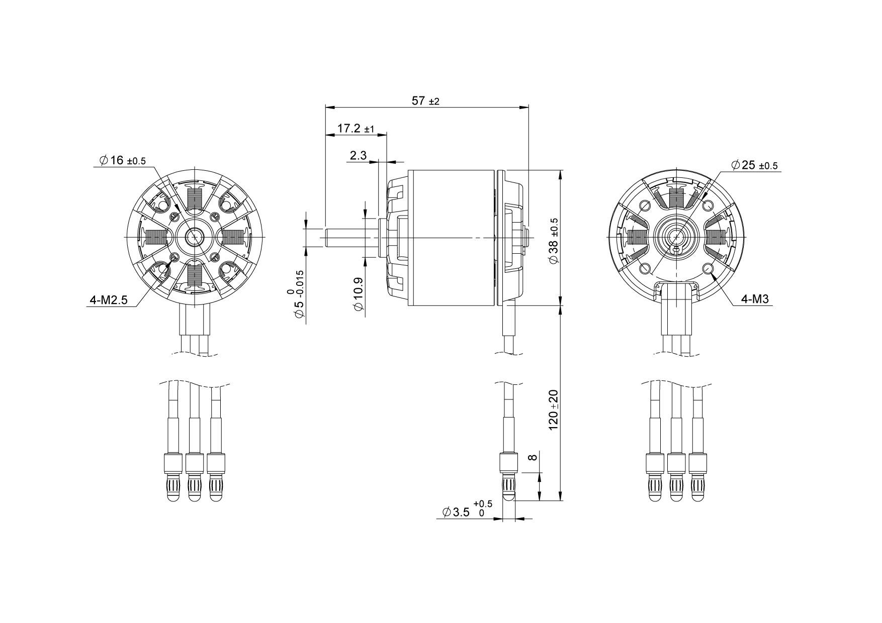 Detrum BM3720A3-KV500