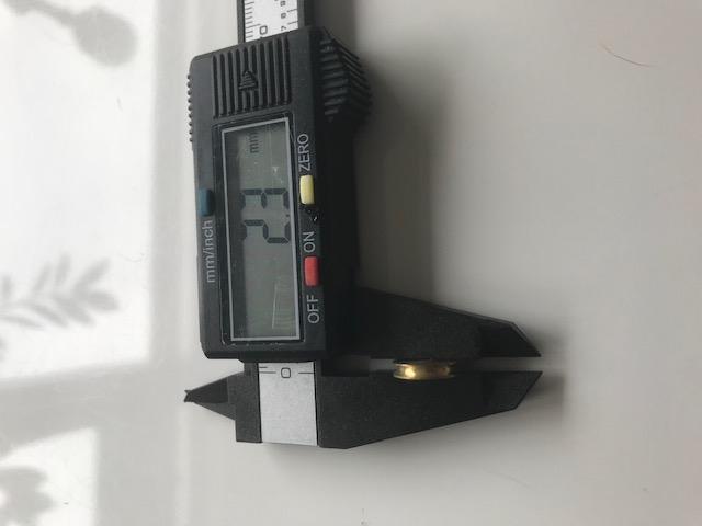 Draadschijf/Katrolschijf 12mm