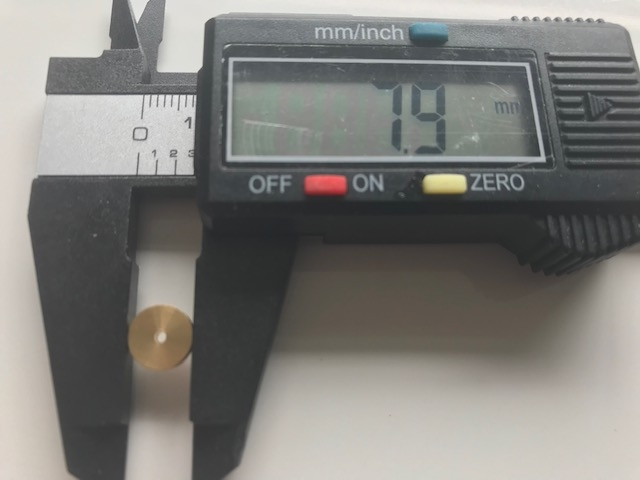 Draadschijf/Katrolschijf 8mm