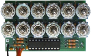 Eenkanaals multiswitch-modules EMS-24-G (Graupner)