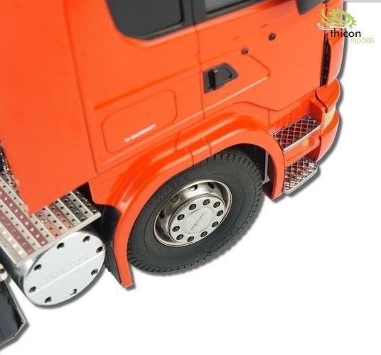 Instaprooster voor SCANIA-truck