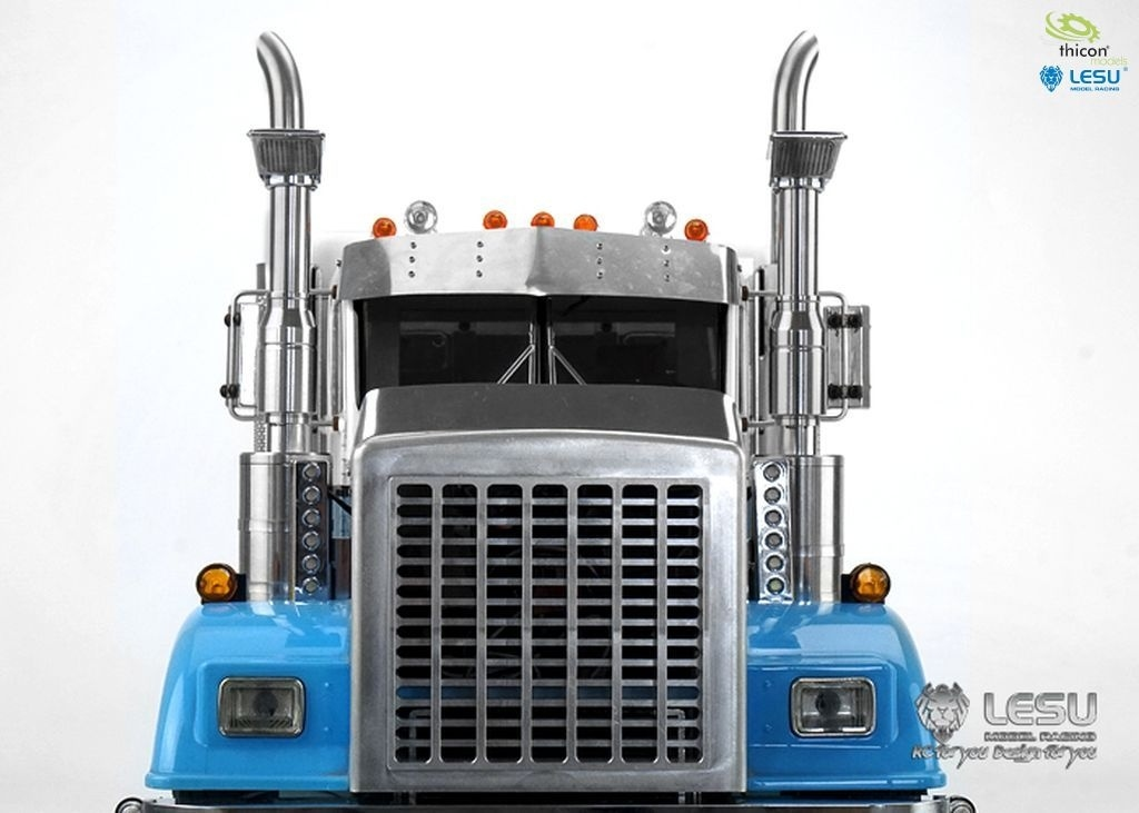 Lucht inlaat US trucks