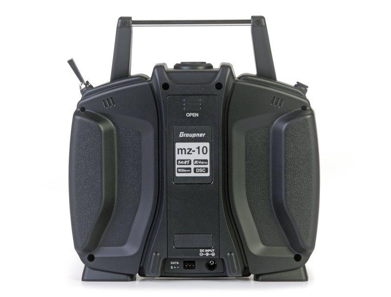 mz-10 5-kanaals HoTT 2,4 GHz-zender