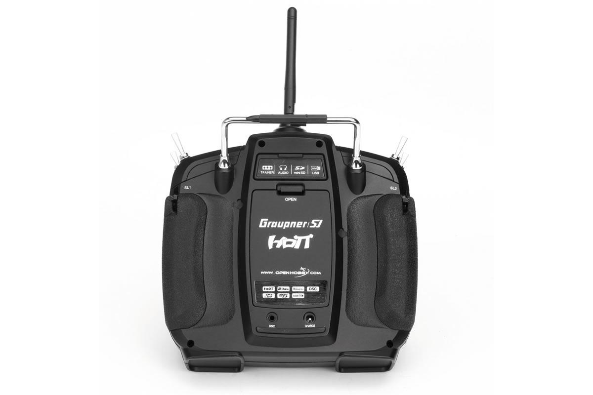 mz-18 zender - HoTT 2,4 GHz afstandsbediening 9 kanaals