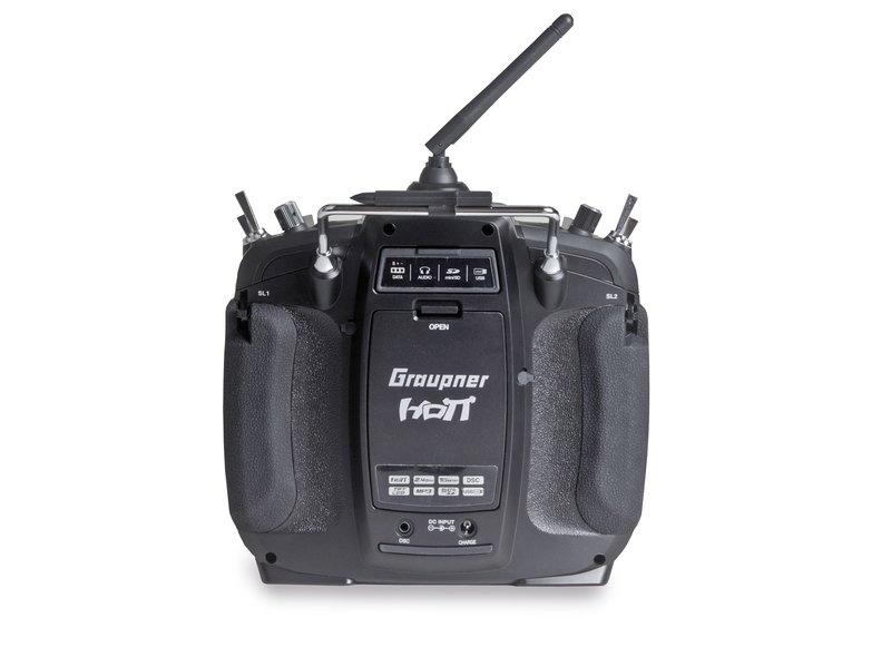 mz-24 PRO 12-kanaals HoTT 2,4 GHz-zender