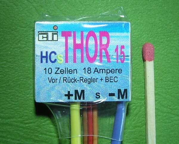 Thor-hc-S 15 regelaar