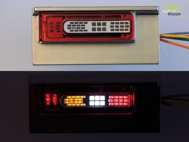 Volvo achterlicht LH6FH16
