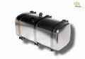 Brandstof / hydraulische Tank met 119 mm  Alu 1/14