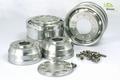 lichtmetalen velgen breed-Euro-optic Voor 2 stuks