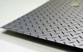 Traanplaat staal 20x30cm 0.35mm dik 1/14