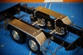 Aanhanger chassis lang 1/14