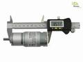 Planetaire Reductiemotor 12 V 360U / min