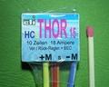 Thor 15 met bec regelaar