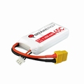 BraInergy LiPo-batterij 2s1p 7.4V 1350mAh 45C XT60