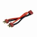 Parallelle kabel Deans-stekker