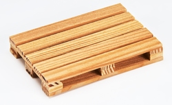 Paletten hout 1st 1/14