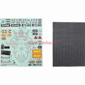 Sticker scania R470