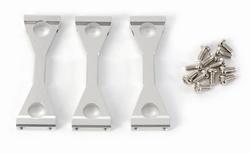 Draagbak verbindingen  Aluminium (3 stuk) 1/14