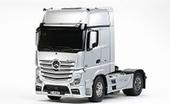 Een complete set Mercedes Benz Actros Gigaspace  1/14
