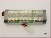 Racing Pack 7,2 /4300 Mah