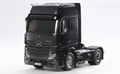 Een complete set Mercedes Benz Actros Gigaspace Black  1/14